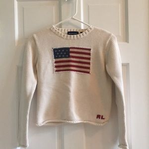 Girl's sweater